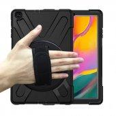 Apple iPad 2 3 4 Kılıf Zore Defender Tablet Silikon-2