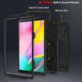 Apple iPad 2 3 4 Kılıf Zore Defender Tablet Silikon-9