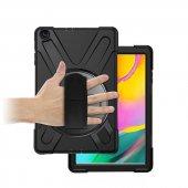 Apple iPad 2 3 4 Kılıf Zore Defender Tablet Silikon-10
