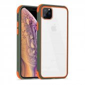 Apple iPhone 11 Pro Kılıf Zore Tiron Kapak-7