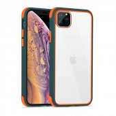 Apple iPhone 11 Pro Kılıf Zore Tiron Kapak-9