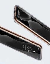 Apple iPhone 11 Pro Max Kılıf Benks Magic Crystal Clear Glass Case-3