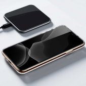 Apple iPhone 11 Pro Max Kılıf Benks Magic Crystal Clear Glass Case-5