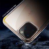Apple iPhone 11 Pro Max Kılıf Benks Magic Crystal Clear Glass Case-6