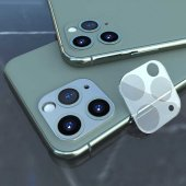 Apple iPhone 11 Pro Max Zore 3D Full Kamera Koruyucu-3