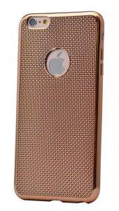 Apple iPhone 5 Kılıf Zore Hasırlı Silikon-6