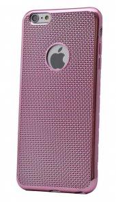 Apple iPhone 5 Kılıf Zore Hasırlı Silikon-7