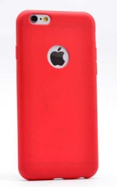 Apple iPhone 5 Kılıf Zore Premier Silikon-6