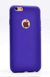 Apple iPhone 5 Kılıf Zore Premier Silikon-10