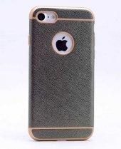 Apple iPhone 5 Kılıf Zore Simli Sude Silikon-7