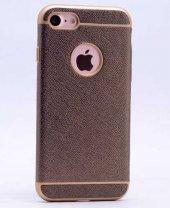 Apple iPhone 5 Kılıf Zore Simli Sude Silikon-8