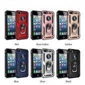 Apple iPhone 5 Kılıf Zore Vega Silikon-7
