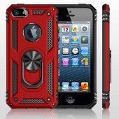 Apple iPhone 5 Kılıf Zore Vega Silikon-9