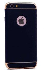 Apple iPhone 6 Kılıf Zore 3 Parçalı Rubber Kapak-5