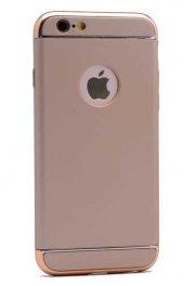 Apple iPhone 6 Kılıf Zore 3 Parçalı Rubber Kapak-6