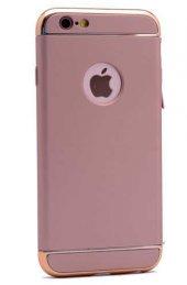 Apple iPhone 6 Kılıf Zore 3 Parçalı Rubber Kapak-8