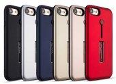 Apple iPhone 6 Kılıf Zore Olive Standlı Kapak-6