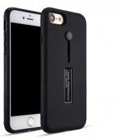 Apple iPhone 6 Kılıf Zore Olive Standlı Kapak-10