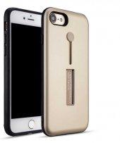 Apple iPhone 6 Kılıf Zore Olive Standlı Kapak-11