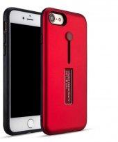 Apple iPhone 6 Kılıf Zore Olive Standlı Kapak-12