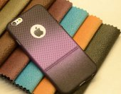 Apple iPhone 6 Kılıf Zore Renkli Matrix Silikon-8