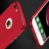 Apple iPhone 6 Plus Kılıf Voero Ekro Kapak
