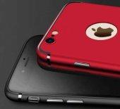 Apple iPhone 6 Plus Kılıf Voero Ekro Kapak-5
