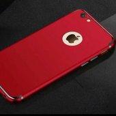 Apple iPhone 6 Plus Kılıf Voero Ekro Kapak-9