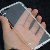 Apple iPhone 6 Plus Kılıf Zore Dört Noktalı Kapak-2