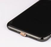 Apple Iphone Ios Şarj Girişi Anti Toz Önleyici Toza Ve Suya Karşı Koruma Gold