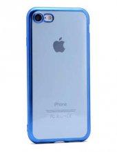 Apple iPhone 7 Kılıf Zore Lazer Kaplama Silikon-7