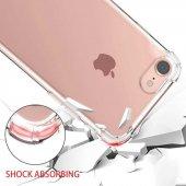Apple iPhone 7 Kılıf Zore Nitro Anti Shock Silikon DARBEYE DAYANIKLI KILIF-3