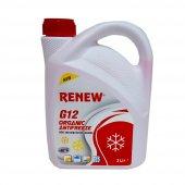 Renew G12 Organik Kırmızı Antifiriz 40c 3 Litre...