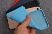 Apple iPhone 7 Plus Kılıf Zore İnci Silikon-3