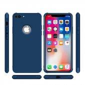 Apple iPhone 7 Plus Kılıf Zore Neva Silikon-6