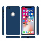 Apple iPhone 7 Plus Kılıf Zore Neva Silikon-9