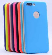 Apple iPhone 7 Plus Kılıf Zore Premier Silikon-8