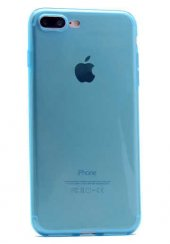 Apple iPhone 7 Plus Kılıf Zore Ultra İnce Silikon Kapak 0.2 mm-5