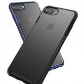 Apple iPhone 7 Plus Kılıf Zore Volks Silikon-2
