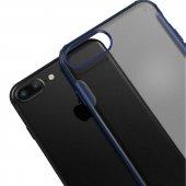 Apple iPhone 7 Plus Kılıf Zore Volks Silikon-9