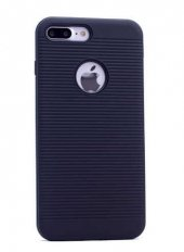 Apple iPhone 7 Plus Kılıf Zore Youyopu Silikon Kapak-12