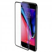 Apple iPhone 8 Baseus Full-Screen Curved Anti-Blue Light Tempered Glass Protector EKRAN KORUYUCU CAM