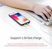 Apple iPhone 8 Kılıf Baseus Audio Case-4