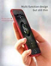 Apple iPhone 8 Kılıf Baseus Audio Case-6
