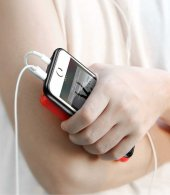 Apple iPhone 8 Kılıf Baseus Audio Case-9