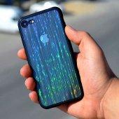 Apple iPhone 8 Kılıf Zore Çizgili Craft Kapak