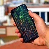 Apple iPhone 8 Kılıf Zore Çizgili Craft Kapak-7
