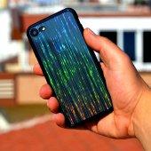 Apple iPhone 8 Kılıf Zore Çizgili Craft Kapak-8
