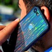 Apple iPhone 8 Kılıf Zore Çizgili Craft Kapak-11