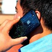 Apple iPhone 8 Kılıf Zore Çizgili Craft Kapak-12